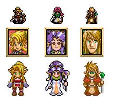 Shining Force 2 Remake by BG87