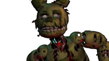 Springtrap UCN by Cosmicmoonshine