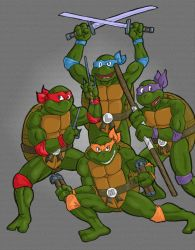 Turtle Group 2011 by pedlag