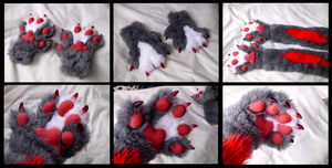 Vermin Handpaws by CuriousCreatures