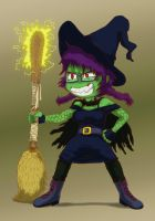 SCArtJam - Witchsona by Fadri