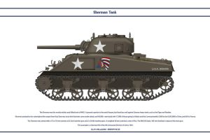 Sherman USA 01 by WS-Clave
