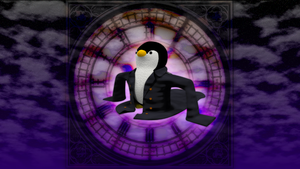 Penguin Jack by picano