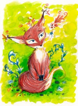 Renard by Ozmoze-Land