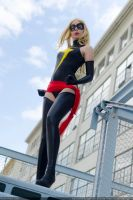 Ms. Marvel by Chastten