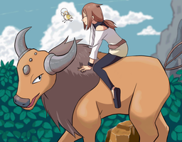 COLLAB: Silvia, Tauros, And Cutiefly