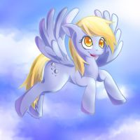 My Little Pony - Derpy Hooves 04.01.2015 by gocholudek