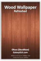 Wood Wallpaper - Refreshed by Oliuss