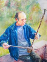 My Grandfather's Erhu by Swii
