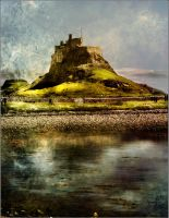 Holy Island textured by newcastlemale