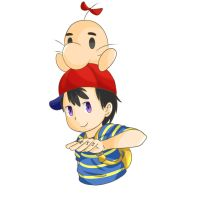 Ness by Gonzown