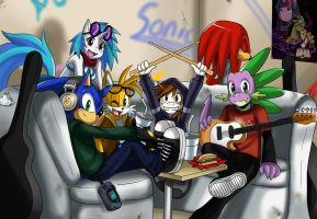 Group Shot by ss2sonic