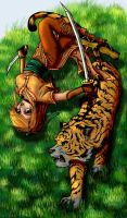 Tigress by tymora11