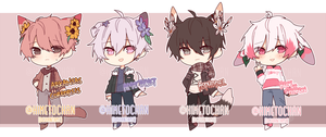 [CLOSED_SETPRICE] Flaurist Batch 2 by Himetochan