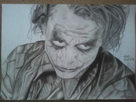 The Joker by AliceSketch