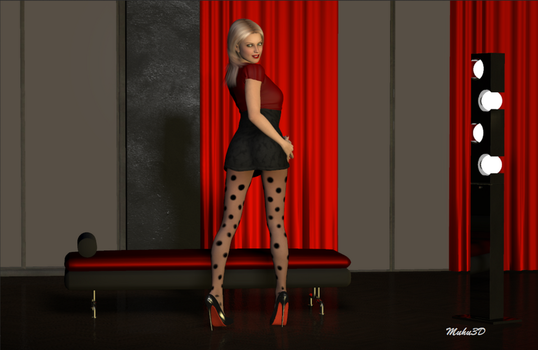 MMaryBelle 13 (2) by muhu3d