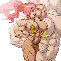Tastes like tanned muscles by devmgf