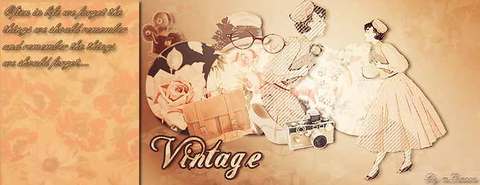 Vintage I by Maria-234