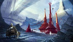 tundra town by Undercurrent-32