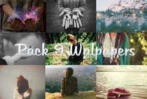 Pack Wallpapers by NoemiTutos