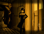 BATIM - Alice Angel with normal face 3D Model by SeriousNorbo
