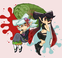 Splatoon 2 by Christina2929