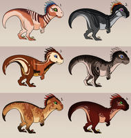 PRICE DROP- Raptor Adopts (0/6)-CLOSED by Agent-Taai