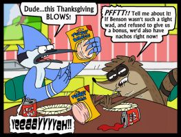 Regular Thanksgiving by mightyfilm
