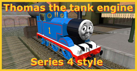 Thomas Series 4 style release by ToyFreddEnt