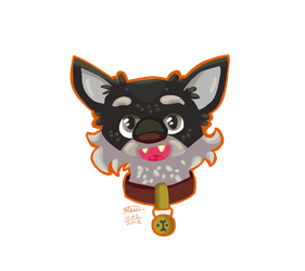 Zwei Lineless by TheMashedCat