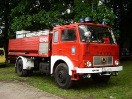 Jelcz Fire Engine by Abrimaal