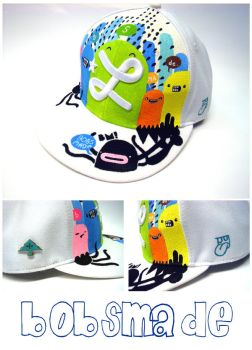 Lrg Cap by Bobsmade