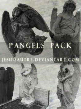Angels Pack 1 by jesuisautre