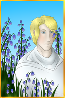 HoF - Bluebells by Adela555