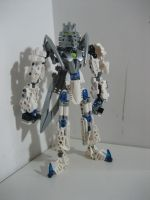 Toa Maxus by DeviantArtistMax