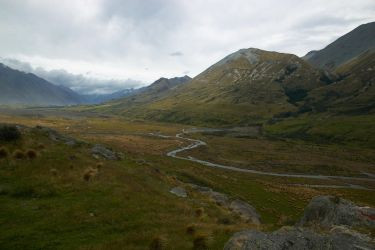 View from Edoras by atleberg