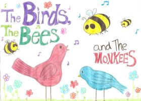 The Birds, The Bees And The Monkees by girlwitharubbersoul