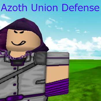 Azoth Union Defense Icon by mostgood