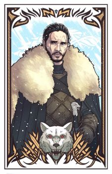 King in the North by AndrewKwan