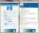 aMsn - Windows Live Messenger 8 skin by MadkaT182