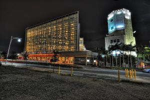 Miami Opera House by Aerostylaz