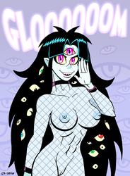 Call Of The Gloom Witch by curtsibling