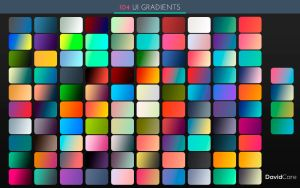 .: UI Gradients :. by DigitalConnection