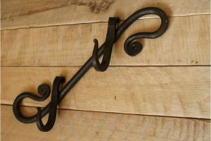 Forged Coat Rack by JustJ20