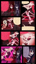 OC Comic-Arrival Pt4 by SisterStories