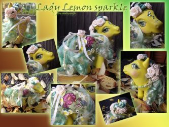 Lady Lemon Sparkle by g33kgirl1980