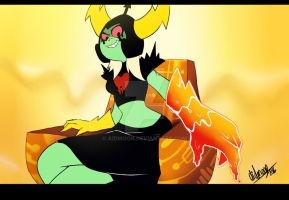 Lord Dominator by aidmoon
