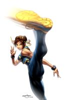 SF Legends Chun-Li 1 by UdonCrew