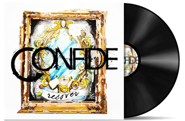 Confide - Recover Album Case Vinly by revestianieorange