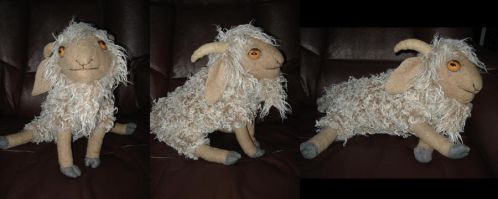 finished goat by BellaSofran